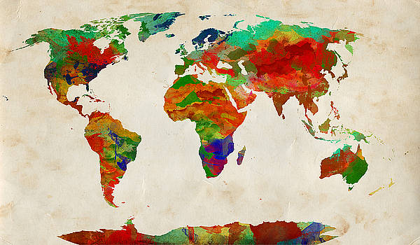 Color World by Astrid Rieger