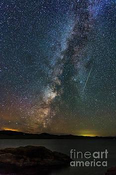 Tibor Vari - Colorado 11 Mile Reservoir Meteor