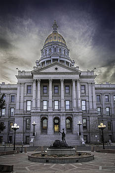 Colorado Capitol Building by Jason Moynihan