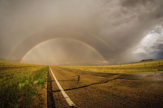 Chris Bordeleau - Colorado Double Rainbow