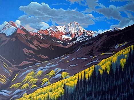 Colorado Fall by Rick Gallant