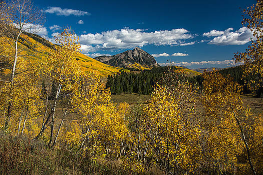 Colorado Fall by Roy Kastning