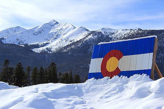 Take Me To The Mountains Of Colorado by Fiona Kennard