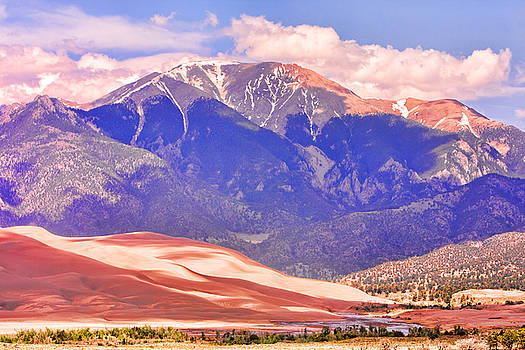 James BO  Insogna - Colorado Great Sand Dunes National Park