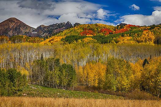 James BO Insogna - Colorado Kebler Pass Fall Beauty