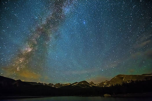 Colorado Milky Way Kinda Night by James BO Insogna