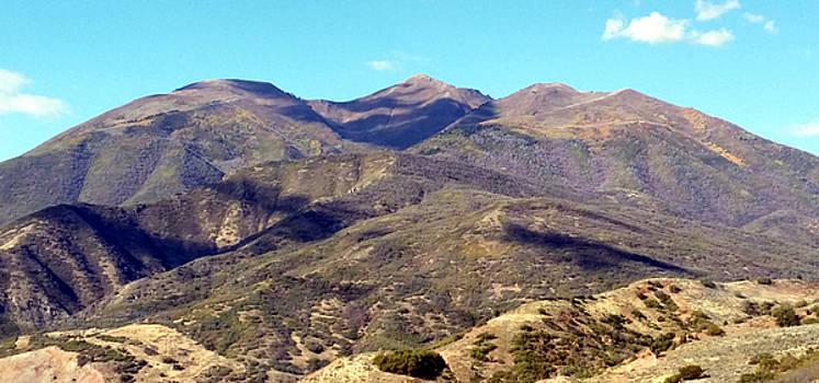 Colorado Peak by Bret Sheppard