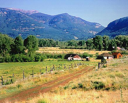 Colorado Ranch by Greg Taylor