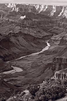Steve Gadomski - Colorado River at Desert View Grand Canyon
