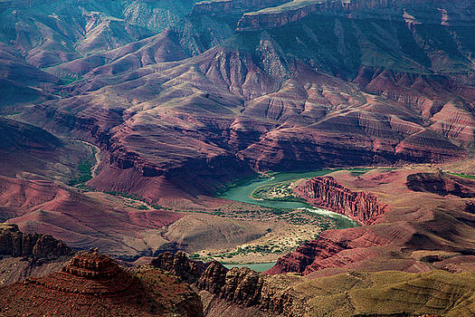 Colorado River by Chris M