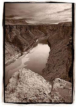 Steve Gadomski - Colorado River from Navajo Bridge