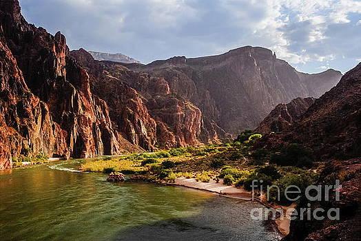 Colorado river by Tomaz Kunst