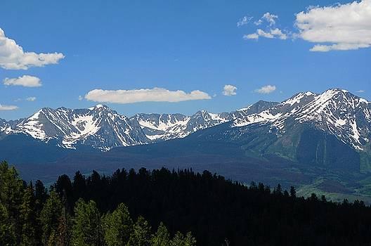 Colorado Rockies  by Jessica Wallace