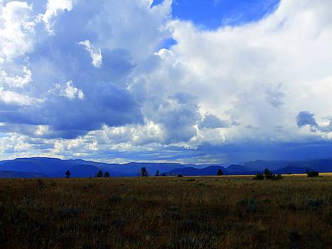 Colorado Sky by Allison Jones