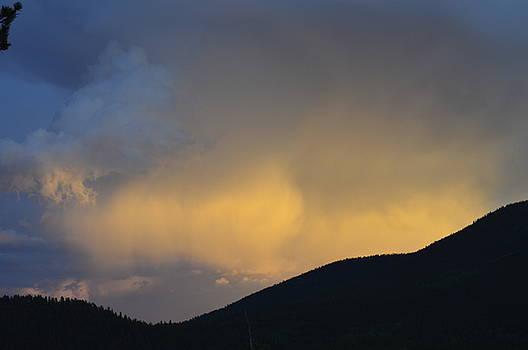 Colorado Sunset by James McAdams