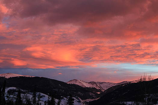 It's A Colorado View by Fiona Kennard