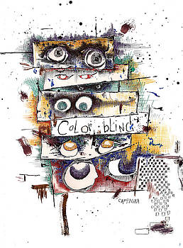 Teddy Campagna - COLORBLIND