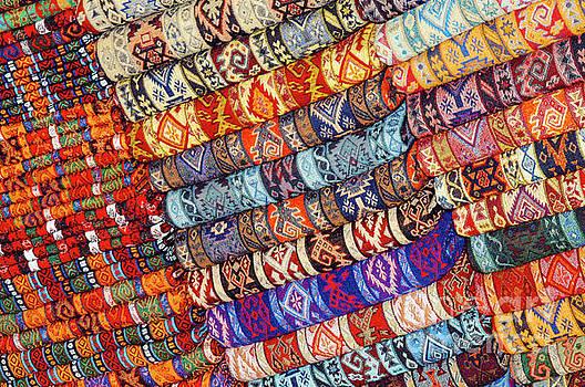 Bob Phillips - Colored Fabric One