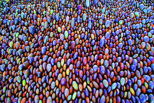 Jost Houk - Colored Rocks or Eggs