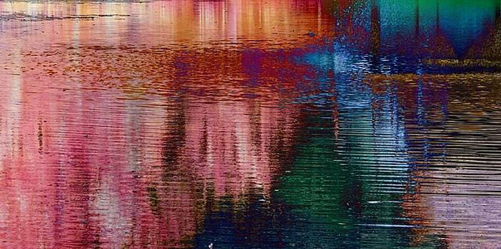 Colored Water by Grant Marchand