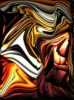 Colorful Abstract13 by Teo Alfonso