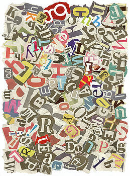 Valdecy RL - Colorful Alphabet