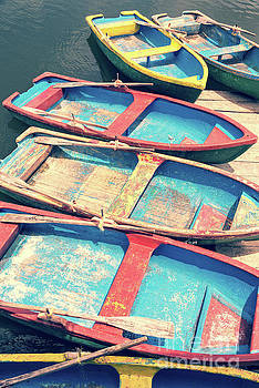Delphimages Photo Creations - Colorful boats