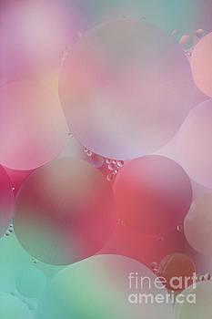 Elena Nosyreva - Colorful bubbles 2