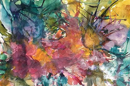 Colorful Chaos by Cheryl Wallace