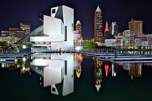 Colorful Cleveland 2017 by Frozen in Time Fine Art Photography