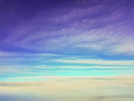 Colorful Clouds by Jonny D