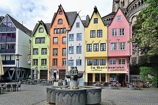Colorful Cologne by Lanis Rossi