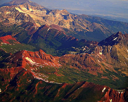 James BO  Insogna - Colorful Colorado Planet eARTh