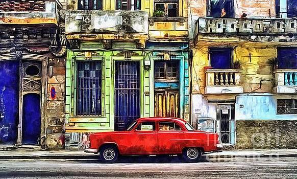 Edward Fielding - Colorful Cuba