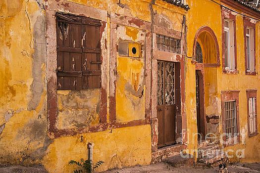 Bob Phillips - Colorful Cunda Island Street