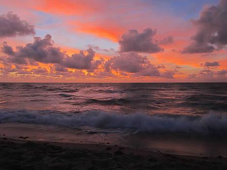Colorful Dawn by Zachary Baty