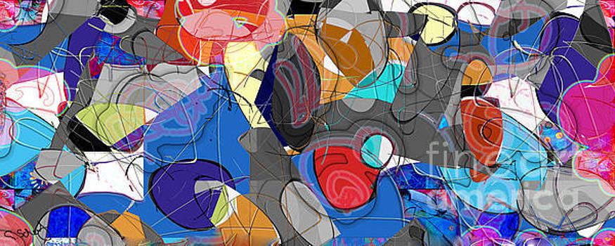 Colorful Daydream by Gabrielle Schertz
