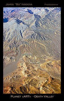James BO  Insogna - Colorful Death Valley Desert - Planet eARTh
