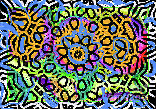 Colorful Design by Shirley Moravec