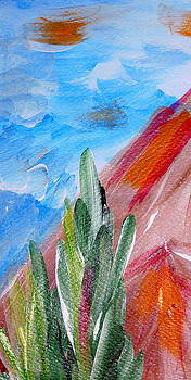 Colorful dreams by Madina Kanunova