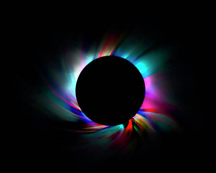 Colorful Eclipse by Lynne Jenkins
