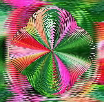 Colorful by Halina Nechyporuk