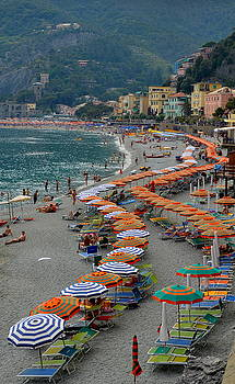 Corinne Rhode - Colorful Monterosso