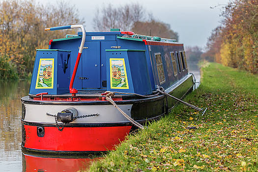 ReDi Fotografie - Colorful Narrowboat