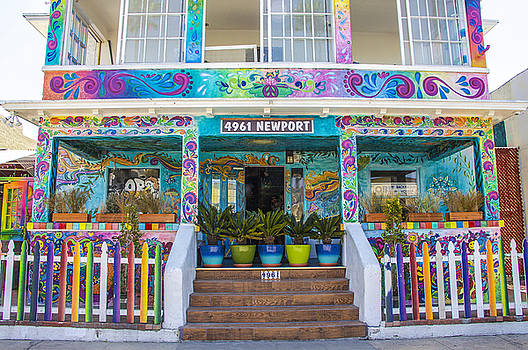 Venetia Featherstone-Witty - Colorful Newport Beach