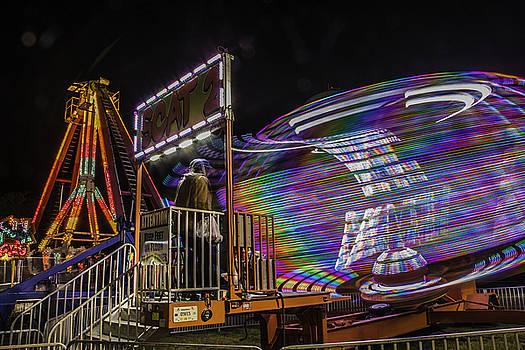 Paula Porterfield-Izzo - Colorful Night Light Fair