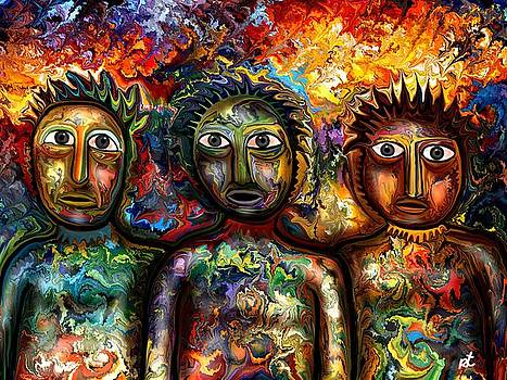 Colorful People by Rafi Talby