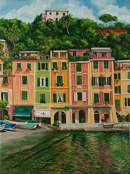 Charlotte Blanchard - Colorful Portofino