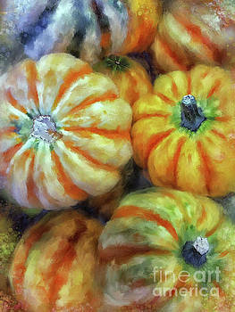 Lois Bryan - Colorful Pumpkins