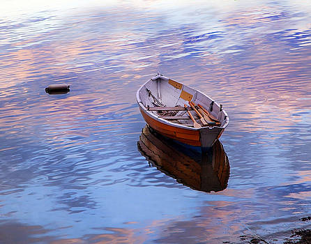 Colorful Reflections by Elaine Somers